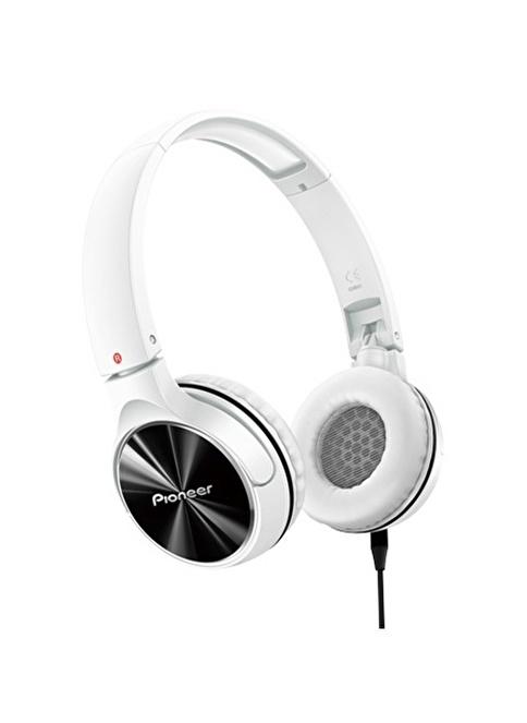 Pioneer SE-MJ532-W Kulaküstü Kulaklık Beyaz